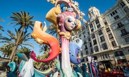 Ajornament de les Fogueres de Sant Joan, festes oficials de la ciutat d'Alacant