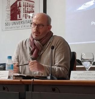 Formación online sobre Historia de Alicante a cargo de Pablo Rosser
