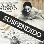 Cancelación de la Gala Centenario Alicia Alonso en el Teatro Chapí de Villena
