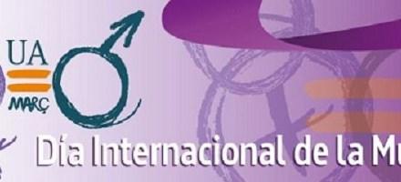 La Universitat d'Alacant programa una àmplia varietat d'activitats amb motiu del Dia Internacional de les Dones