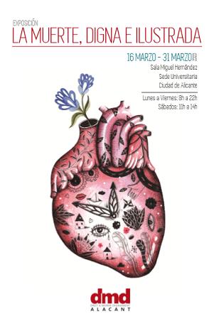 El Aula de la Salud de la Sede Ciudad de Alicante y la Asociación Derecho a Morir Dignamente organizan unas jornadas sobre Dignidad y Autonomía al Final de la Vida