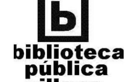 El servicio de bibliotecas de la ciudad de Villena continúa en activo