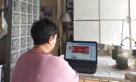 """""""SOLIDARITAT AMB PARAULES"""" en les Cartes d'Esperança d'Alacant a malalts de COVID-19"""