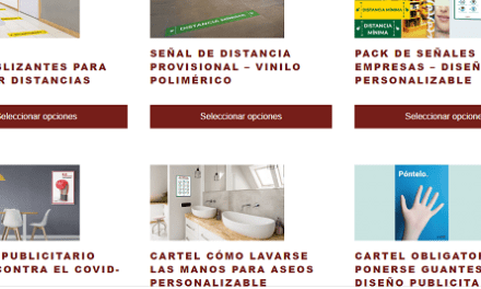 Una agència situada al Campello obri una botiga online per a servir senyals de seguretat en tota Espanya