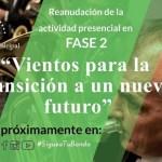 La Concejalía de Cultura presenta «vientos para la transición a un nuevo futuro» de la Banda Sinfónica Municipal