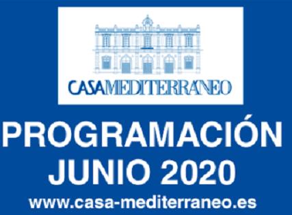 Casa Mediterráneo amplía sus actividades en directo durante el mes de junio