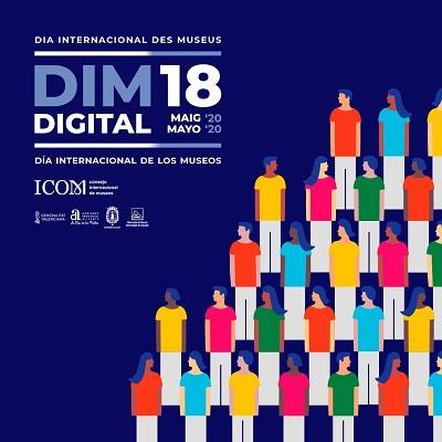 La Diputació d'Alacant celebra online el 18 de maig la huitena edició del Dia Internacional dels Museus