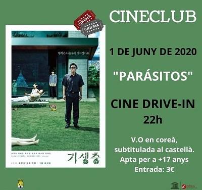 Reanudan el Cineclub en Dénia