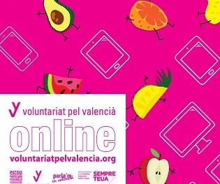 Escola Valenciana llança el voluntariat pel valencià online per a compartir la llengua en temps de confinament