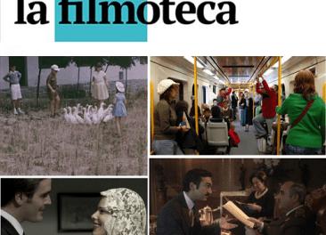 Nova programació de la Filmoteca per al cinema a casa