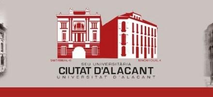 Programación de la Sede Universitaria Ciudad de Alicante hasta el 16 de maig de 2020