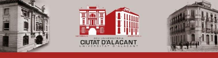 Programació de la Seu Universitària Ciutat fins al 16 de maig de 2020