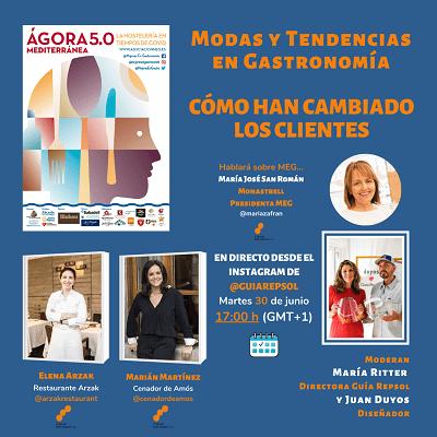 Último Encuentro Ágora Mediterránea mañana 30 de junio