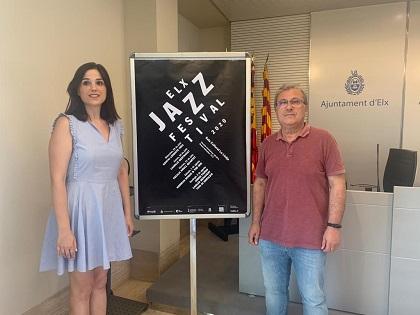 La Llotja acoge por primera vez Elx Jazz Festival del 29 de julio al 2 de agosto para cumplir las medidas higiénico-sanitarias frente a la covid-19