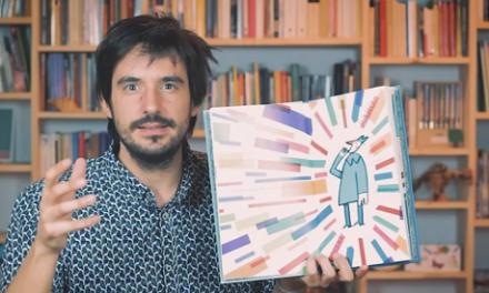 Tres cuentos infantiles en vídeo de Fran Pintadera