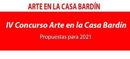 L'Institut Alacantí Juan Gil-Albert obri el termini per a la VI edició del concurs Art a la Casa Bardín
