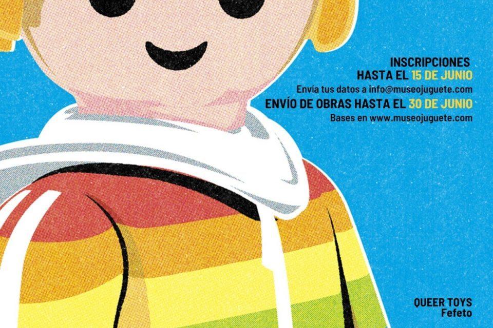 """IV edición de la exposición colectiva """"Històries de Joguets"""" en Ibi"""