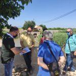 Las obras de consolidación y rehabilitación de las Norias Gemelas de Orihuela comenzarán tras el verano