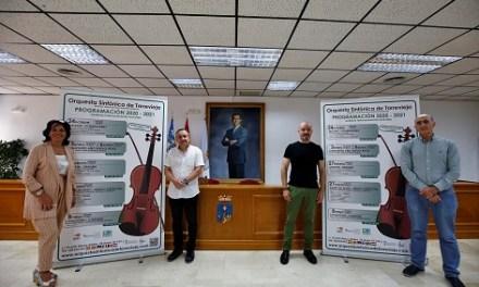 Presentada la programación 2020/21 de la Orquesta Sinfónica de Torrevieja