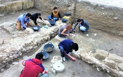 Torna el dilluns la quarta campanya d'excavacions arqueològiques de la Universitat d'Alacant a l'Alcúdia d'Elx