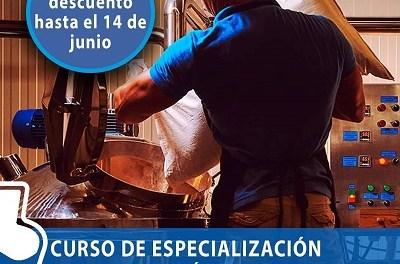 La Universitat d'Alacant obri el termini d'inscripció del Curs d'Especialització en Fonaments Tècnics de l'Elaboració de Cervesa