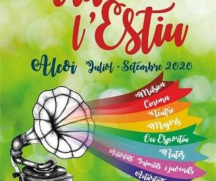 El Ayuntamiento de Alcoy presenta una programación para el verano, lúdica, abierta y muy amplia