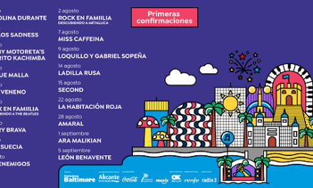 Noches Mediterráneas arriba al Port d'Alacant a una trentena de concerts aquest estiu: Amaral, Loquillo i Gabriel Sopeña, Llaura Malikian, Carlos Sadness…