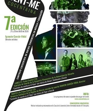"""Presentada la 7ª edición musical de """"SENT-ME Concentaina 2020"""""""