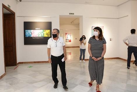 Art Pròxim: La Diputación de Alicante presenta una exposición con los últimos trabajos del pintor Ángel Rodríguez Cabrera