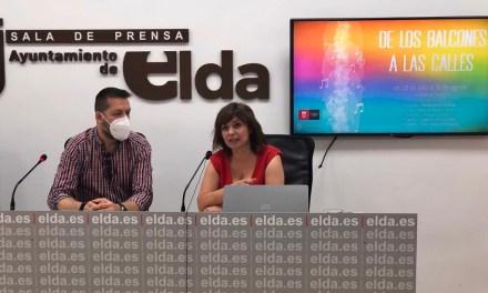 """La Concejalía de Cultura de Elda pone en marcha el ciclo de conciertos veraniegos """"De los balcones a las calles"""""""