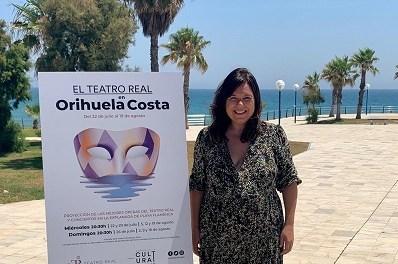 Cultura porta a Oriola Costa les millors òperes del Teatre Real i una sèrie de concerts en directe