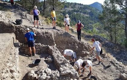 El Ayuntamiento de Alcoy quiere declarar Bien de interés Cultural el poblado fortificado andalusí del Castellar