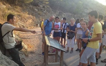Serra Gelada ya es Parque Natural accesible