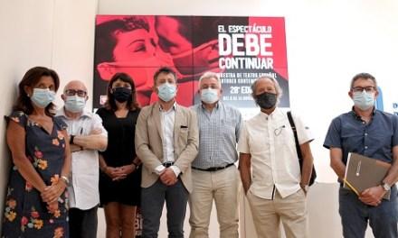 La Mostra de Teatre d'Autors Contemporanis ja en marxa a Alacant per al mes de novembre