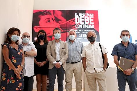 La Muestra de Teatro de Autores Contemporáneos ya en marcha en Alicante para el mes de noviembre