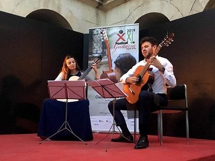 El 'Duo Atlas' obri el XXII Festival de Guitarra 'Ciutat d'Elx' aquest divendres