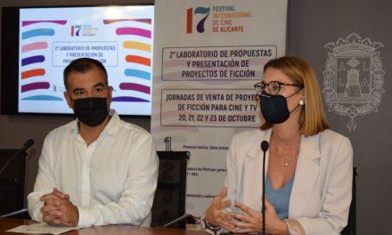 El Festival de Cine de Alicante y la Agencia Local de Desarrollo impulsan la creación de proyectos de ficción
