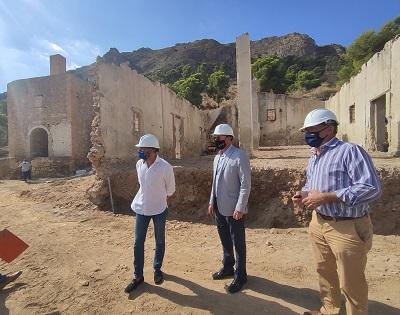 Patrimonio Histórico de Orihuela inicia las obras de recuperación de la Casa de los Mineros