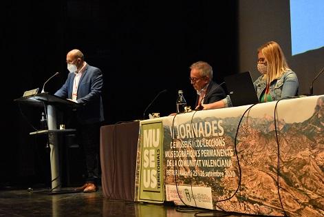 Petrer reúne a cerca de 120 profesionales del ámbito de los museos de toda la Comunitat Valenciana