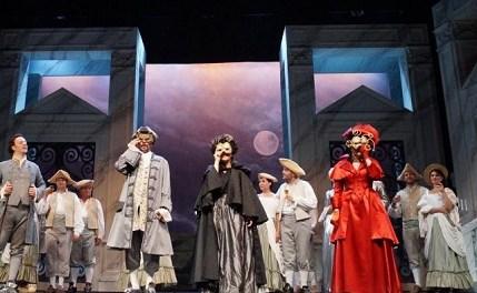 """La ópera """"Don Giovanni"""" prevista para septiembre se aplaza a febrero de 2021 en el Teatro Principal de Alicante"""