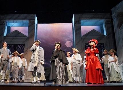 """L'òpera """"Don Giovanni"""" prevista per a setembre s'ajorna a febrer de 2021 al Teatre Principal d'Alacant"""