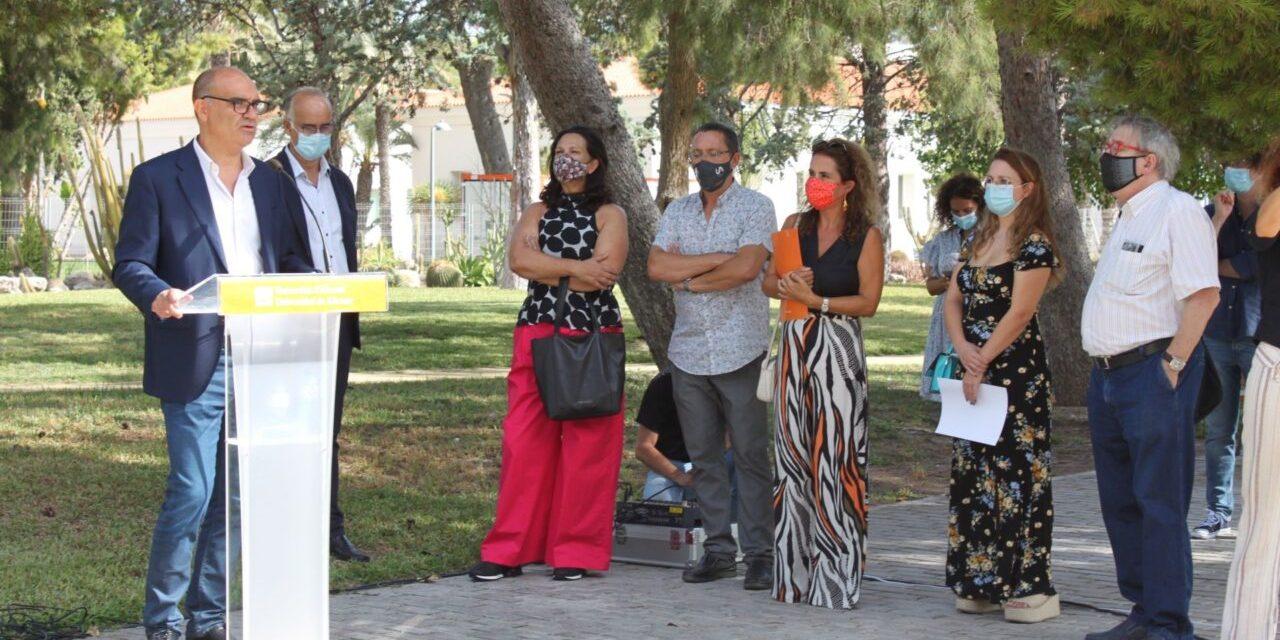 La Universidad de Alicante rinde homenaje a Mario Benedetti en el Centenario de su nacimiento