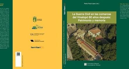La Universidad de Alicante lanza su nueva colección bibliográfica «Territori UA»