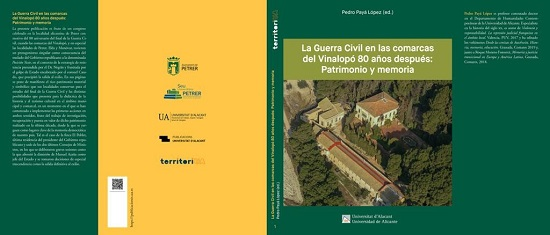 La Universitat d'Alacant presenta la nova col·lecció bibliogràfica «Territori UA»