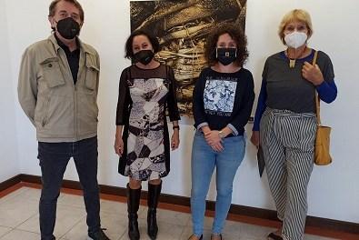 La Casa Toni el Fuster de Altea acoge la exposición 'Trans-Formas' del artista José Plaza