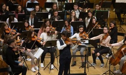 La Orquesta de Jóvenes de la provincia de Alicante ofrecerá un concierto este jueves con motivo del 9 de octubre