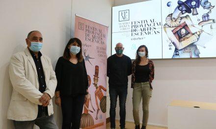 El primer Festival d'Arts Escèniques de la Diputació distribueix 280.000 euros per a pal·liar els efectes de la crisi en la cultura