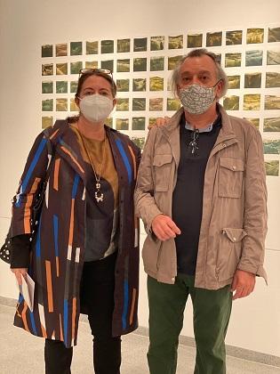 Ya se puede visitar en la Casa de Cultura de El Campello la muestra «Silencios de autor» de Jorge Llopis