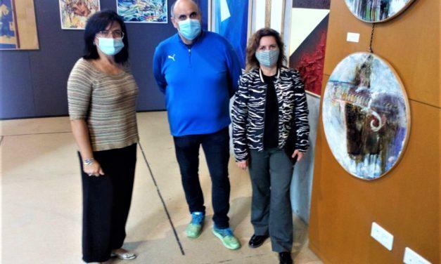 El Museu del Calçat d'Elda acull l'exposició 'Els colors i símbols del Mediterrani' des de hui i fins al 29 de novembre