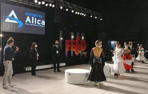 Alacant acull el II Danse Sport Challenge amb les millors figures d'Espanya de ball esportiu